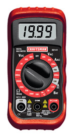 82141 - Mini Digital Multimeter